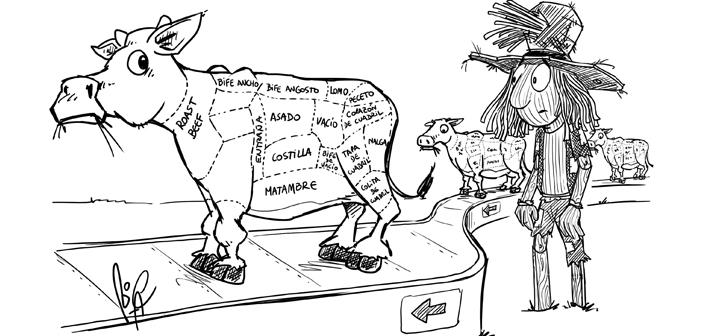 Una visión integral del negocio ganadero