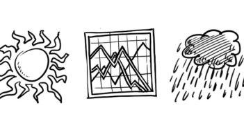 Los precios y la lluvia